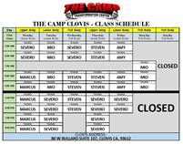 The Camp Transformation Center Clovis Steven Diaz
